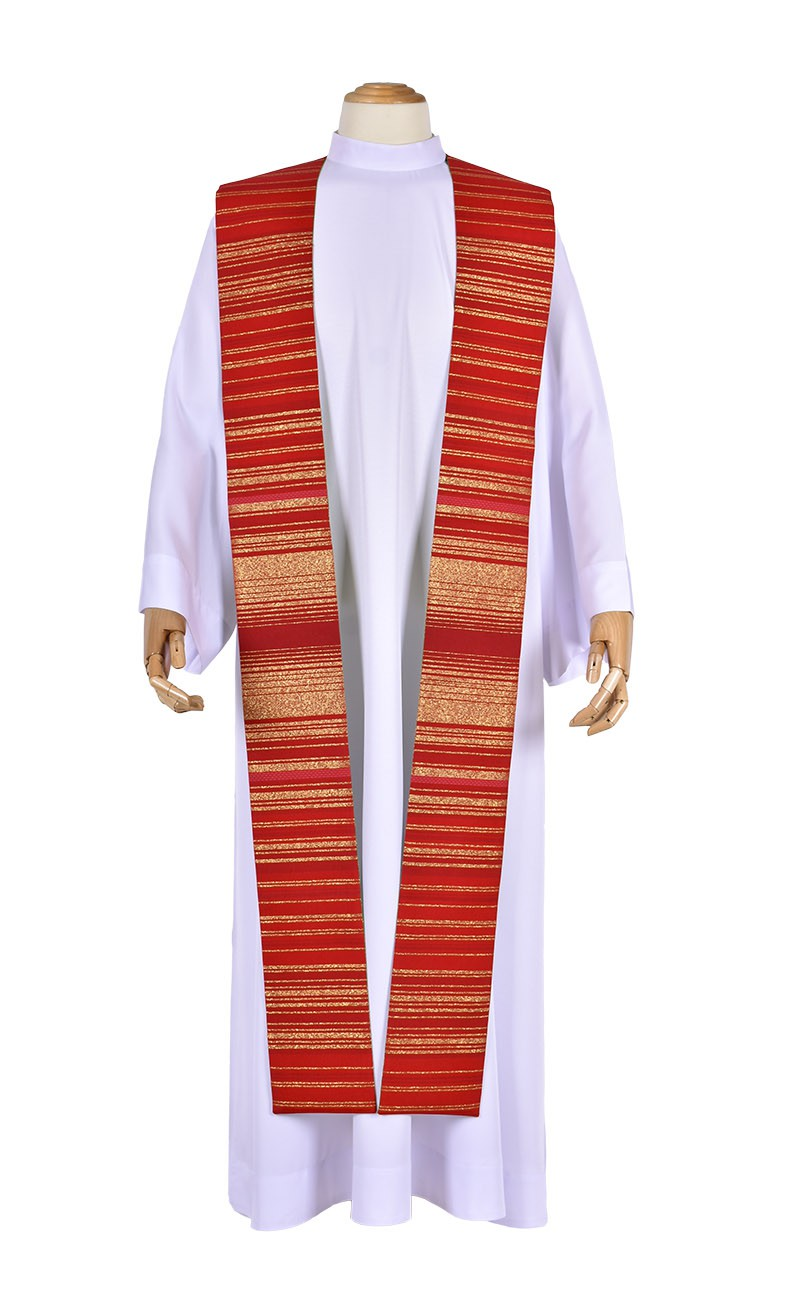 Balthazar Double Face Priestly Stole ES543