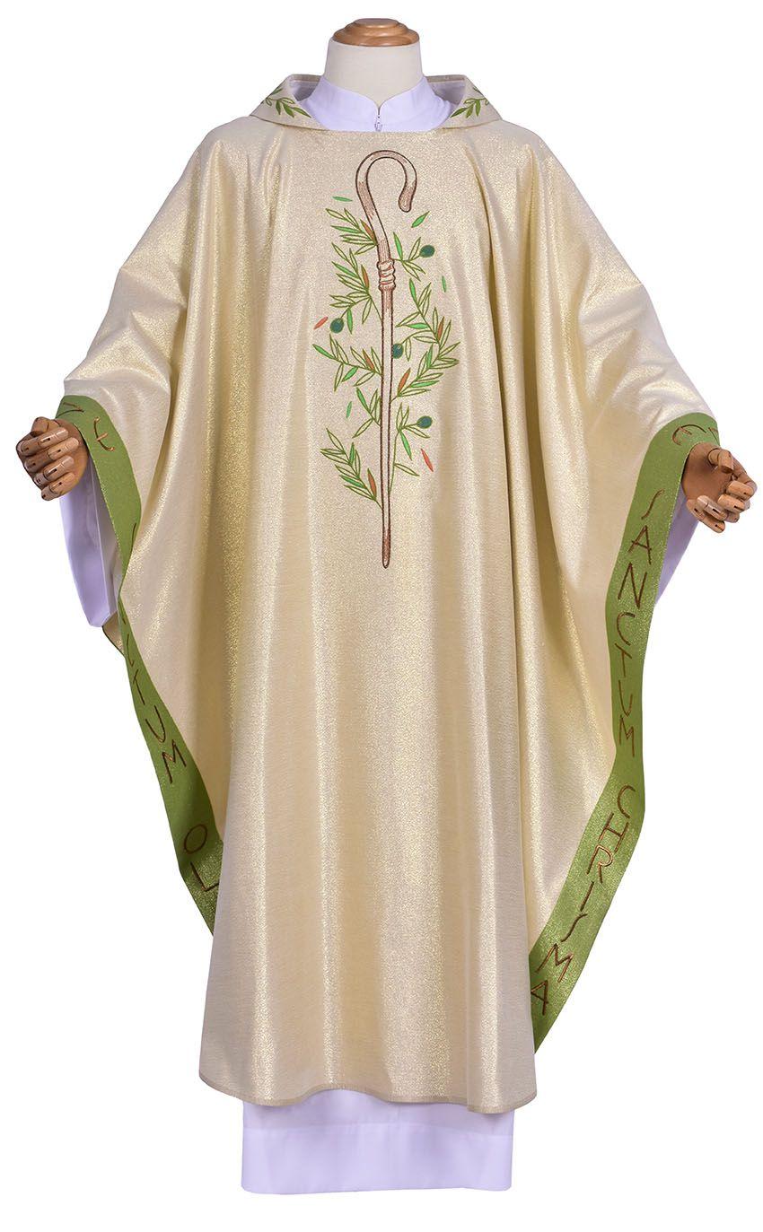 Chrism Mass Chasuble Presidential CS060