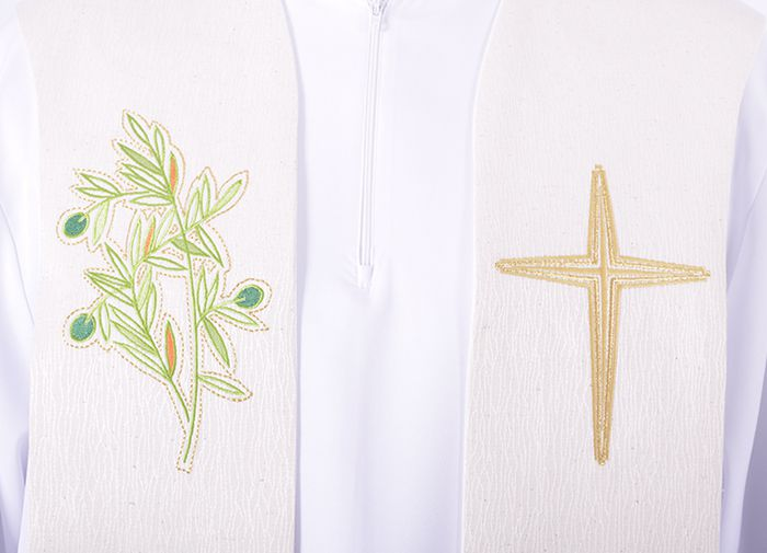 Chrism Mass Priestly Stole ES348