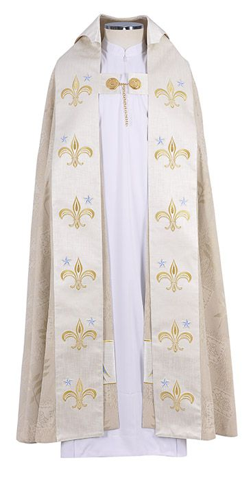 Holy Mary Asperges Cope CP257