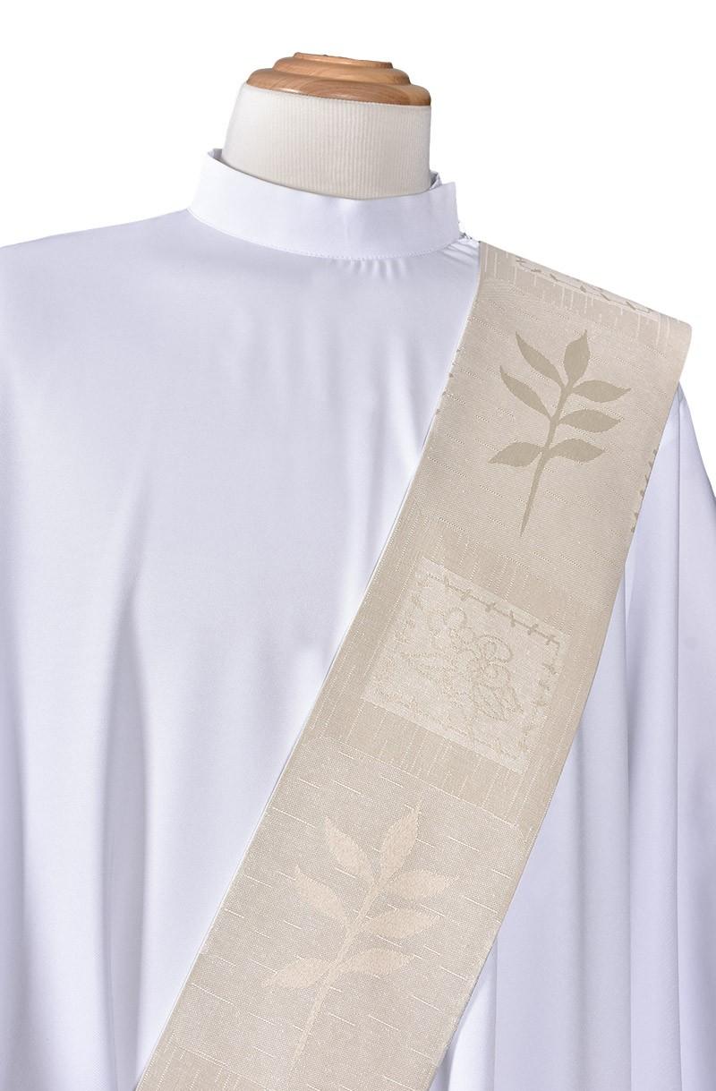 Jerusalem Diaconal Stole Asperges Cope ED906