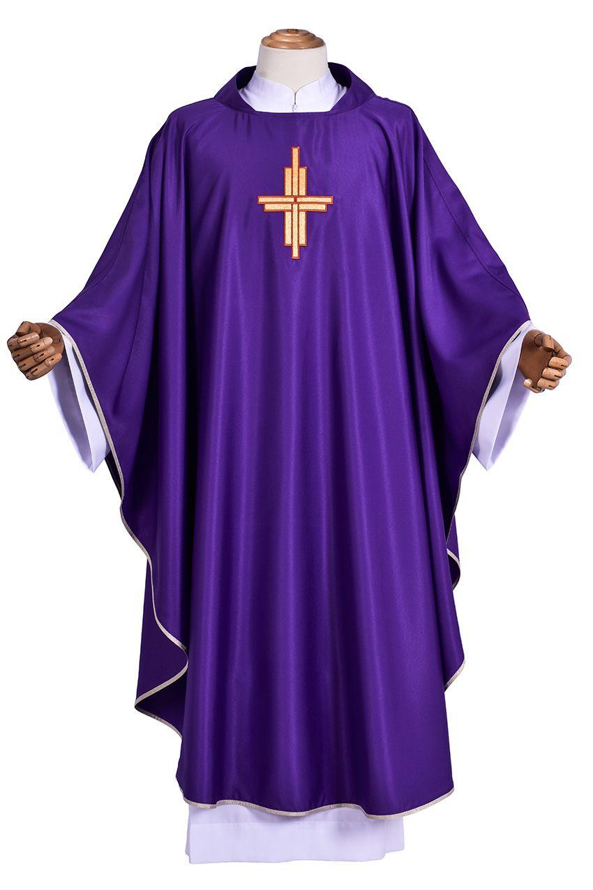 New Alliance Chasuble Purple CS420