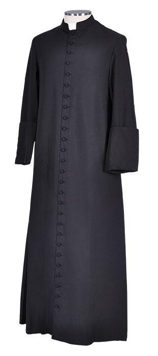 Priestly Roman Cassock Model BT301