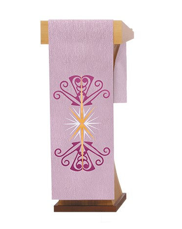 Pulpit Cover Advent S227