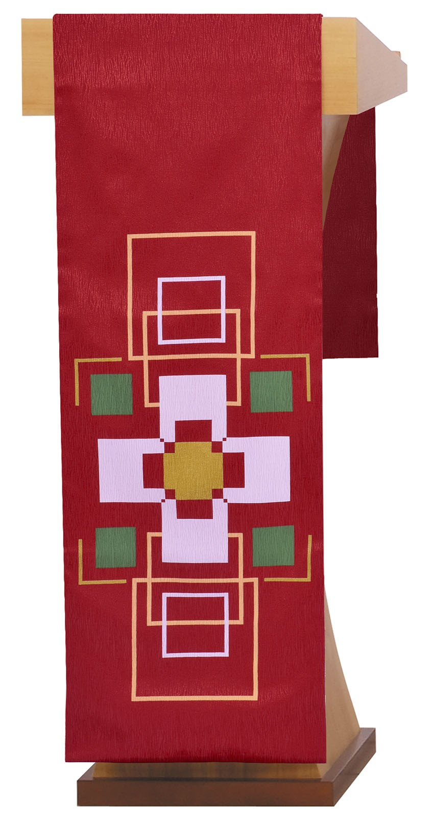 Pulpit Cover Cross S196