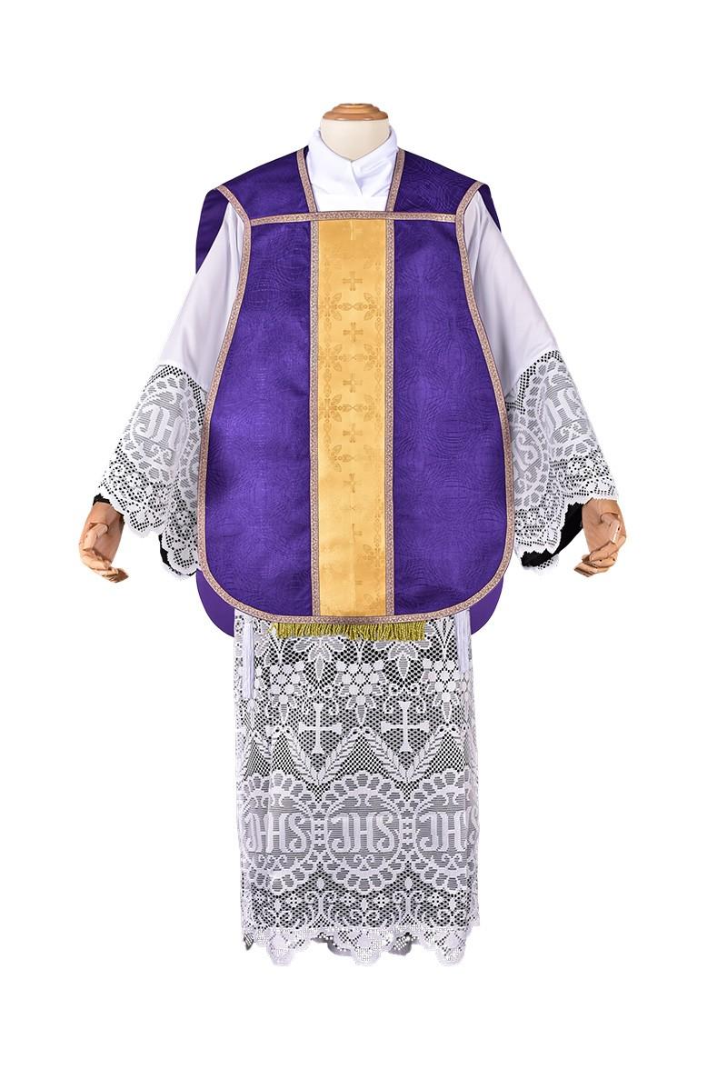 Roman Chasuble Saint Pius V CS903