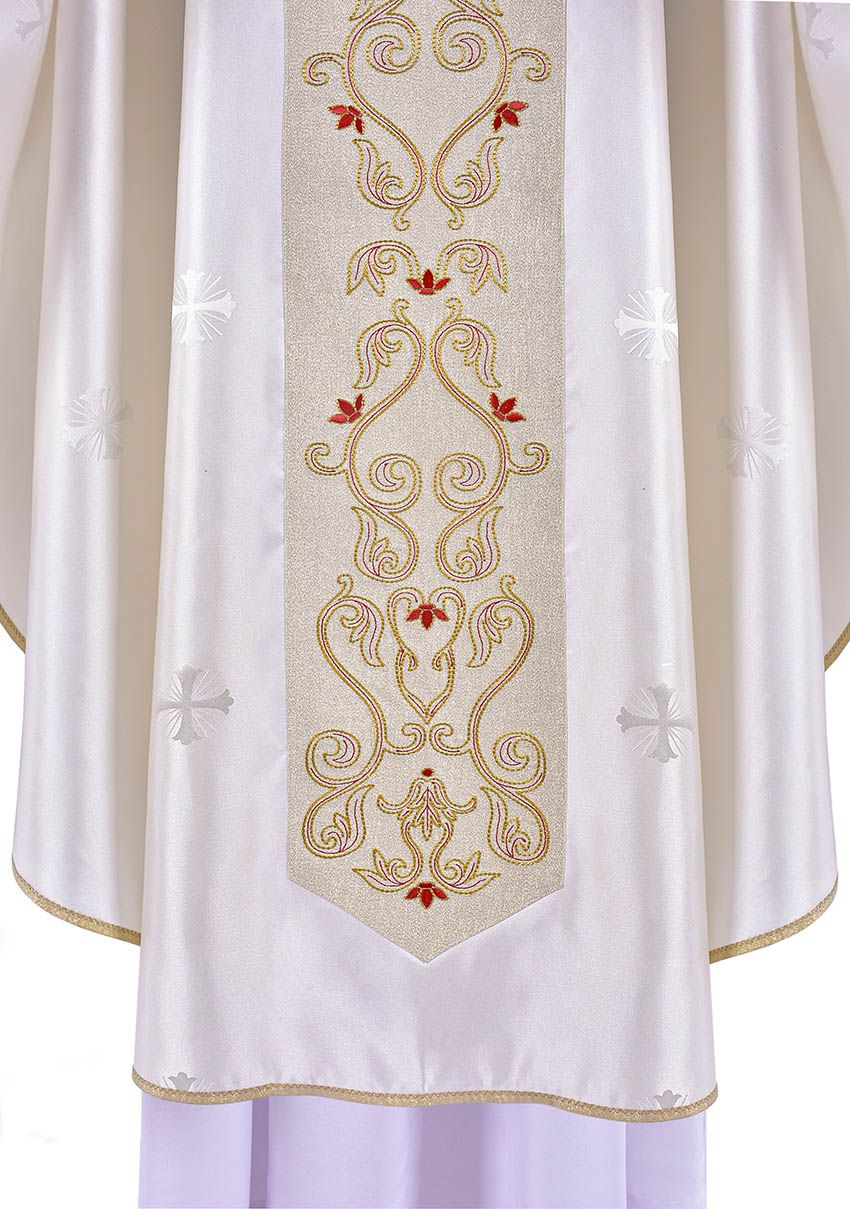 Sacred Heart Chasuble CS058