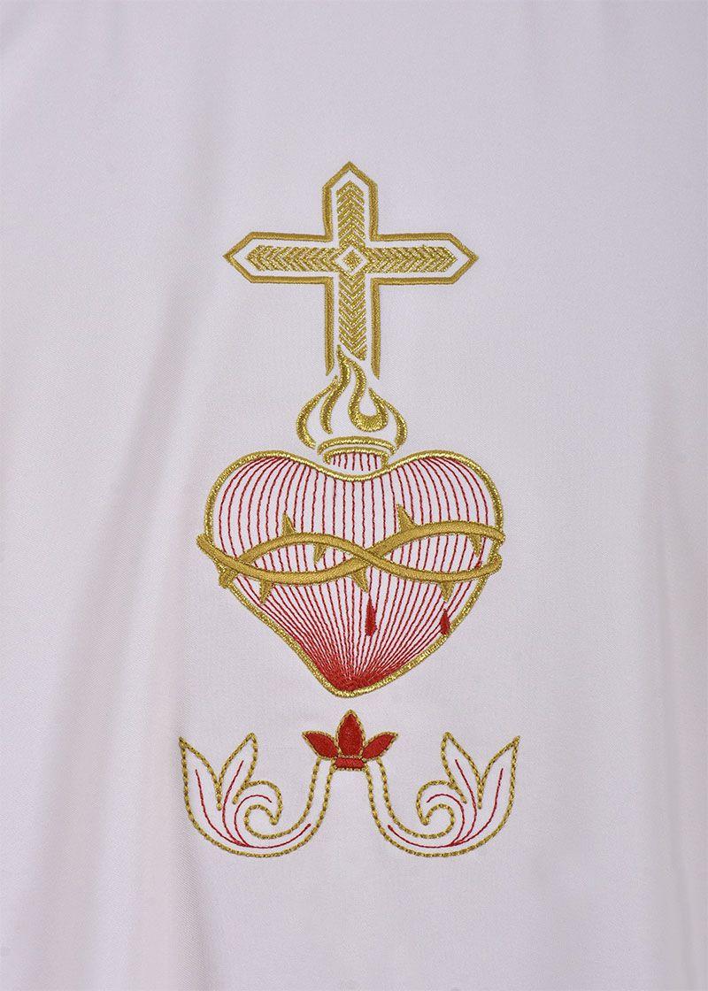 Sacred Heart Dalmatic DA139