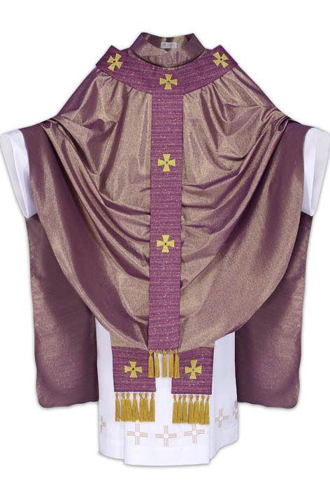 Saint Ambrose Chasuble CS424