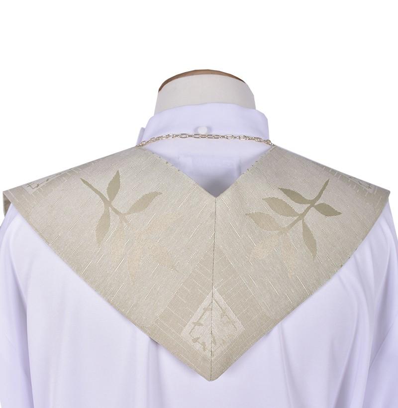Santa Maria Priestly Stole Asperges Cope ES709