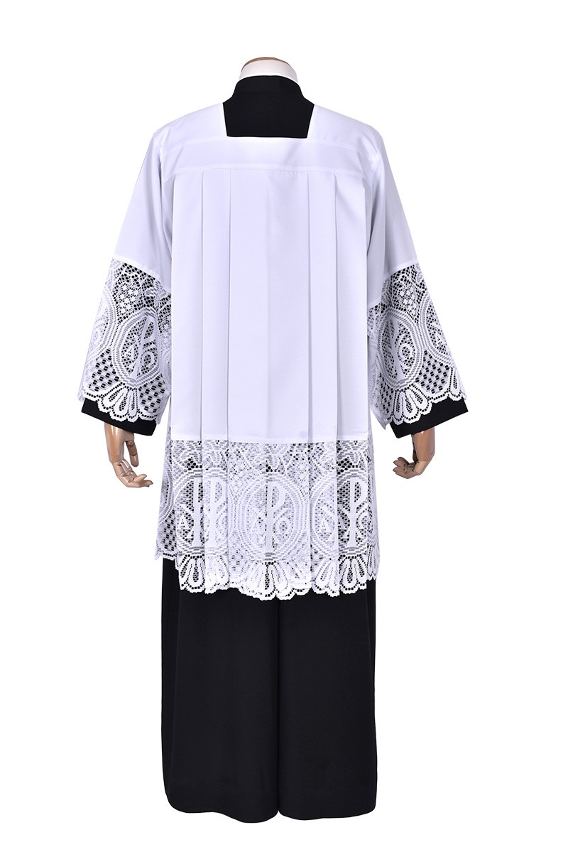 Surplice Liturgical Lace PX 30 cm SO045