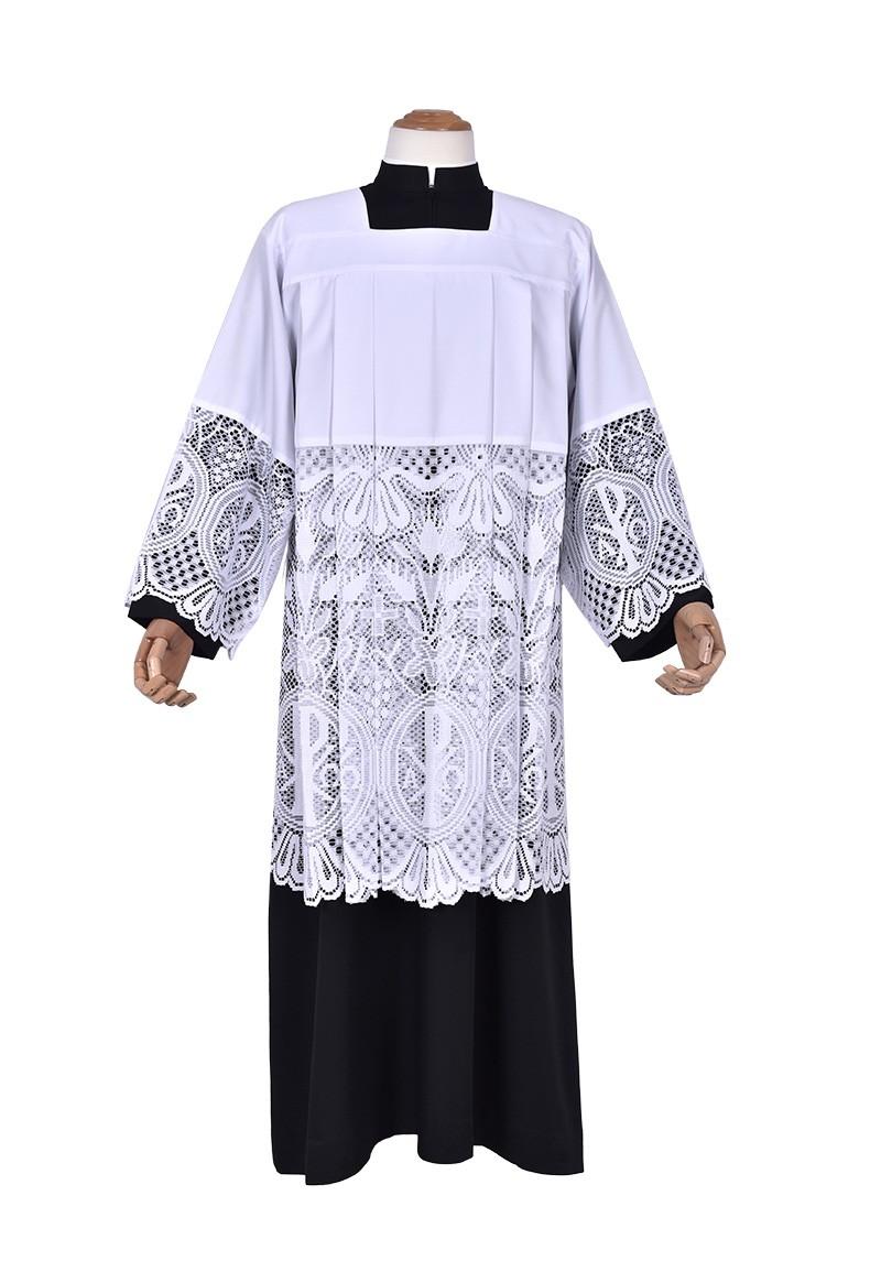 Surplice Liturgical Lace PX 60 cm SO046