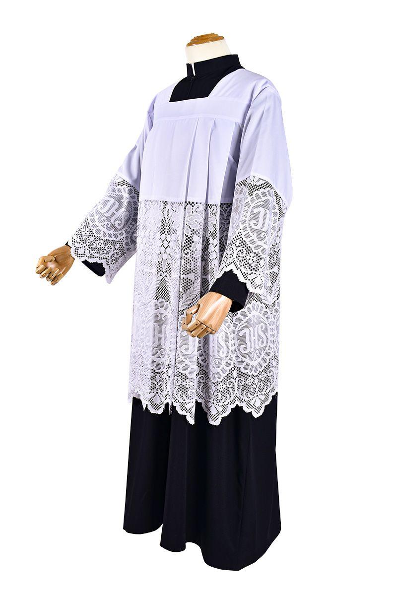 Surplice Liturgical Lace JHS 60 cm SO044