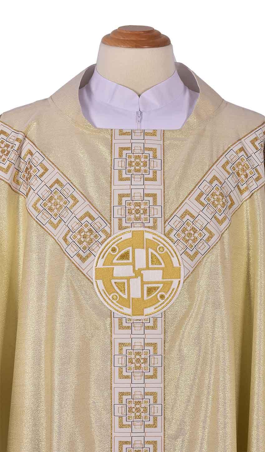 Viterbo Emmaus Presidential Chasuble CS083