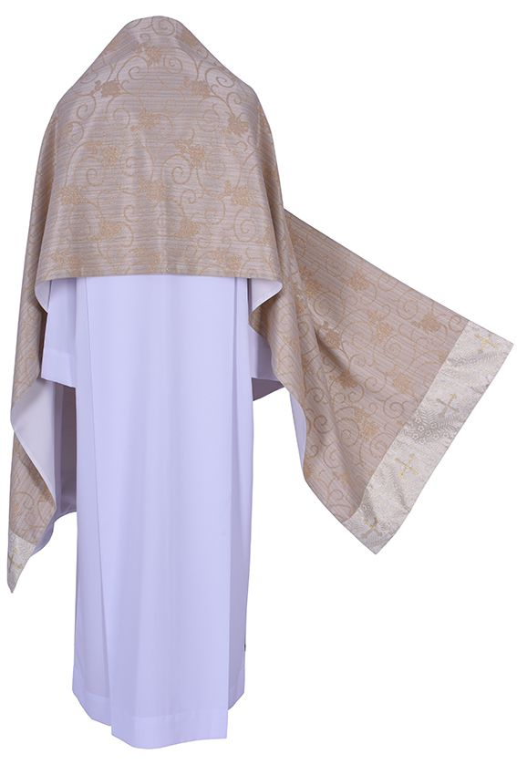 Tiberias Shoulder Veil VO356