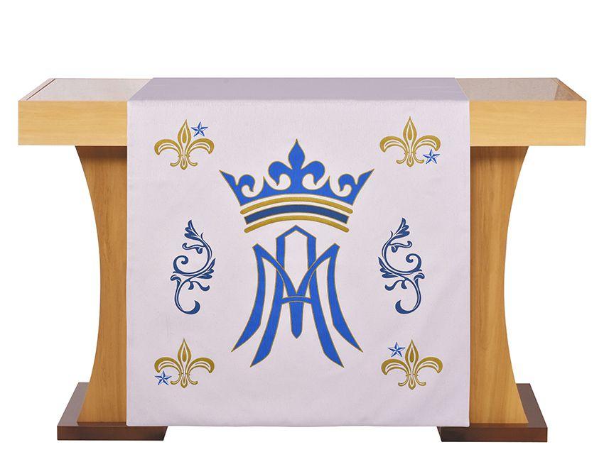 Altar and Pulpit Veils Santa Maria S204 S205