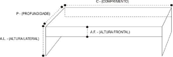 Toalha Altar 3M - 075