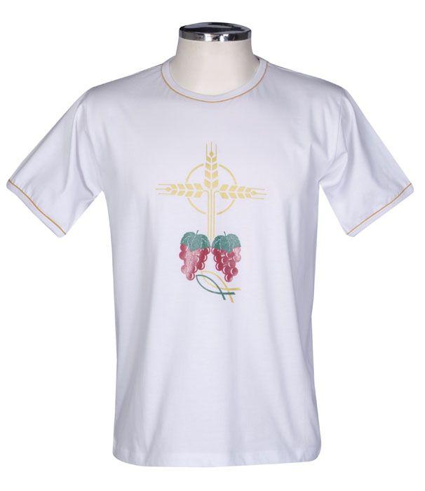 Camisa Eucaristia Infantil S066