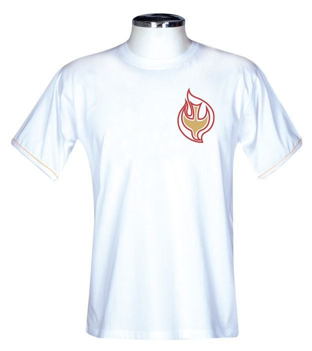Camisa Crisma Branca S050
