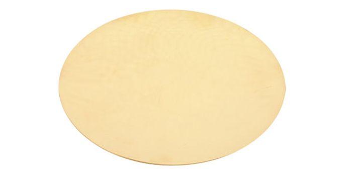 Patena 14 Dourado - 14 cm