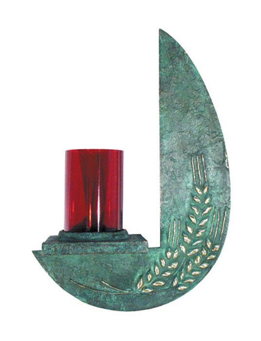 Lâmpada Santíssimo 650 Trigo Frontal