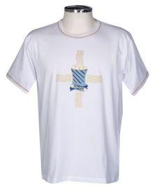 Camisa Eucaristia Adulto Branca S067
