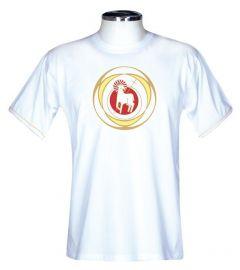 Camisa Eucaristia Adulto Branca S060