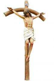 Crucifixo de Parede Fibra 200cm 4188