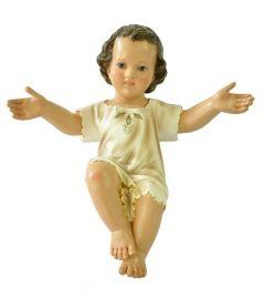 Imagem Menino Jesus Clássico Durata 15cm