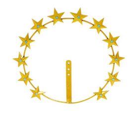 Auréola com Estrela 20,5cm A120