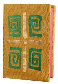 Capa Evangeliário Evangelistas Bordado B015