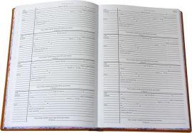 Livro de Registro Batizados