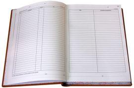Livro de Registro Crisma