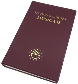 Liturgia das Horas - MÚSICA Vol. II