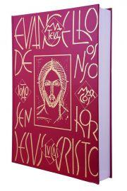 Evangeliário Capa Vermelho