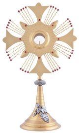 Ostensório Cruz OS60
