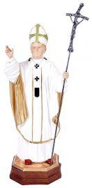 Imagem João Paulo II Resina 100cm