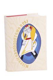 Capa Evangeliário Ano da Misericórdia