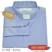 Camisa Clerical Tradicional Royal M/L