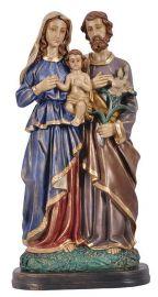 Imagem Sagrada Família Resina 50cm