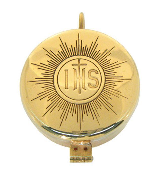 Teca JHS Dourado 7605
