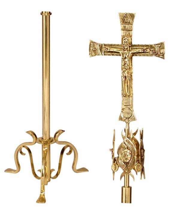 Cruz Processional Catecumenato 138