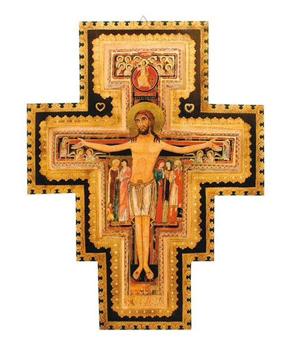 Cruz São Damião ZD02 40 x 50