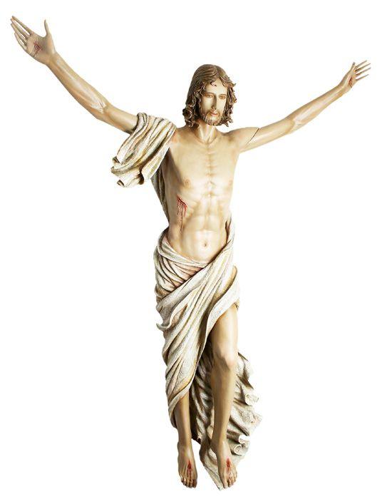 Imagem Cristo Ressuscitado Fibra 280cm 4100