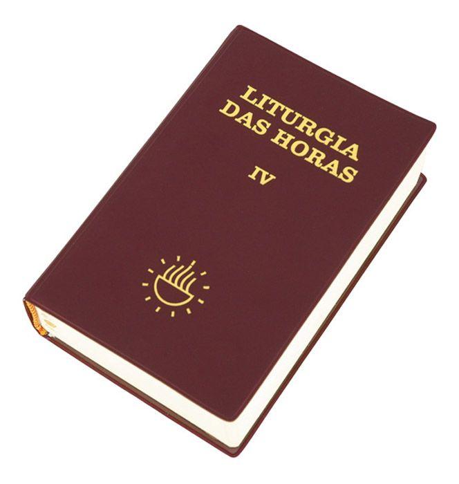 Liturgia das Horas Vol. IV