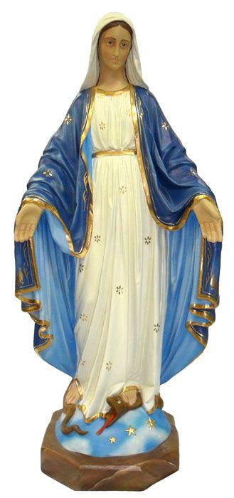 Imagem Nossa Senhora das Graças Resina 100 cm