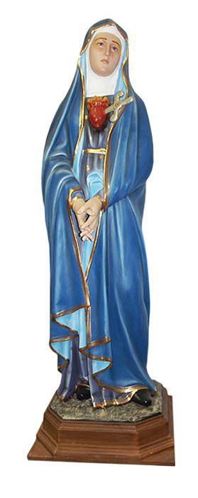 Imagem Nossa Senhora das Dores Resina 140cm