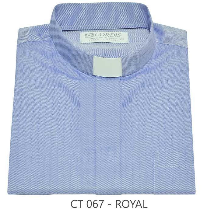 Camisa Clerical Tradicional Royal M/C