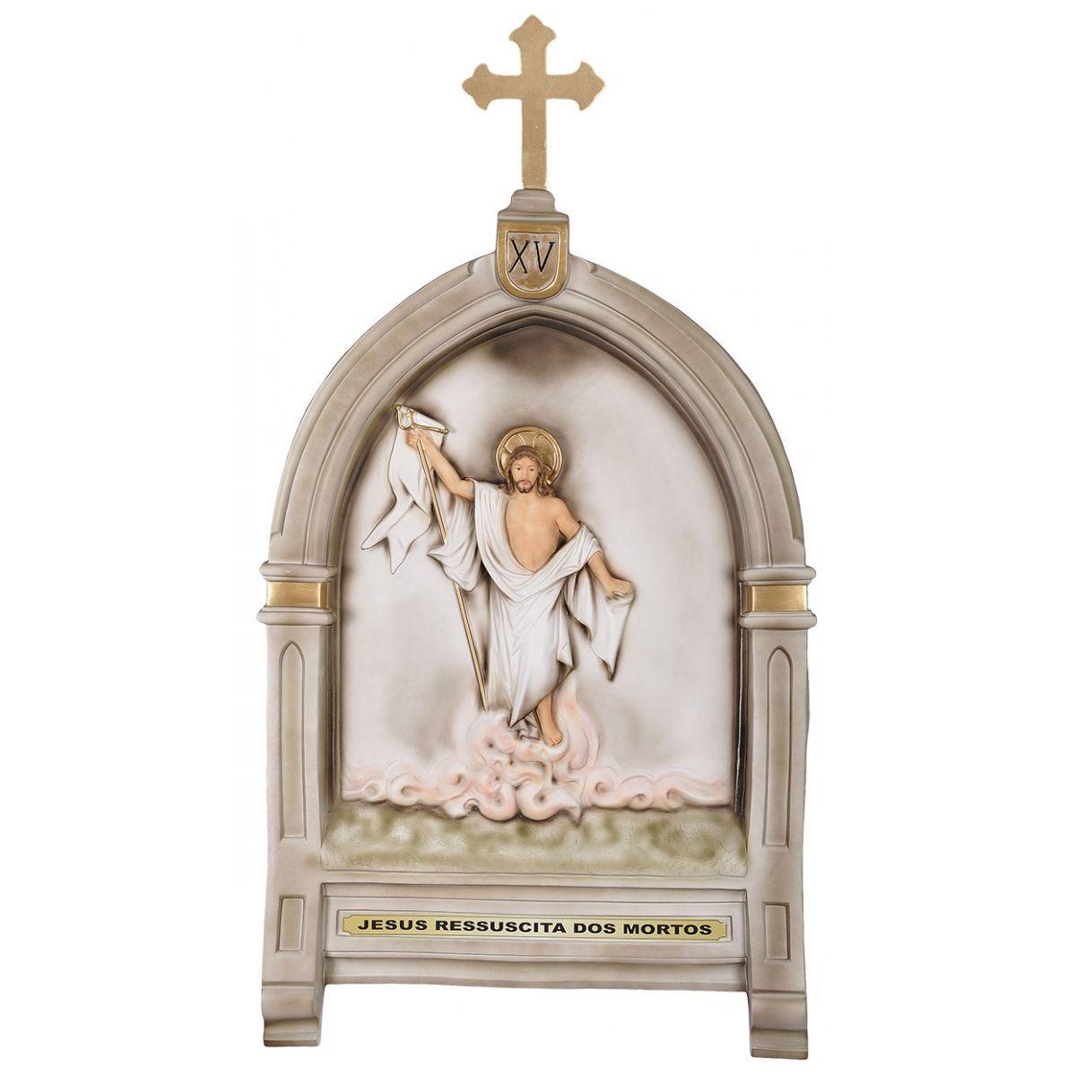 Via-Sacra Costalite 15 peças 60x90 cm