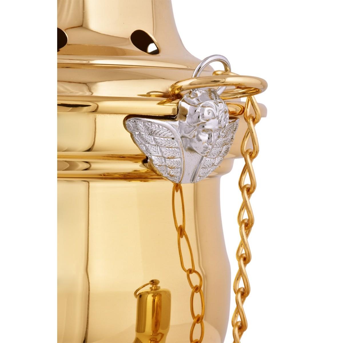 Turíbulo Dourado Total 800